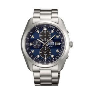 ORIENT オリエント Neo70's ネオセブンティーズ ソーラークロノグラフ WV0011TY メンズ腕時計|cuore