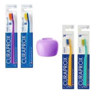 歯ブラシ  贈答 ギフト用封筒 クラプロックス FOR YOU4000円コースおすすめ満足セット|curaprox