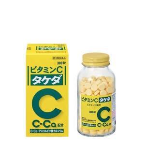 【第3類医薬品】[タケダ]ビタミンC「タケダ」 300錠[胃腸薬]