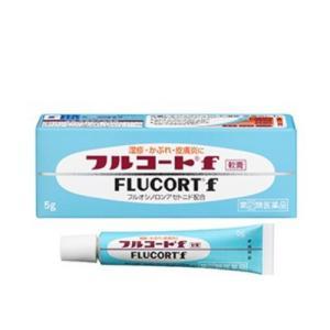 【第(2)類医薬品】フルコートf 軟膏 5g[湿疹 軟膏]|curecarat