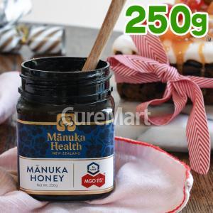 ≪5%OFF≫マヌカハニー MGO100+ [250g]【あすつく】マヌカハニー ニュージーランド産 マヌカ蜂蜜 manuka curemart