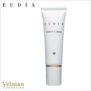 EUDIA ベルマン化粧品 エウディア 薬用ホワイティ C レーム 30g クリーム 薬用美白 医薬部外品|curenet-shop