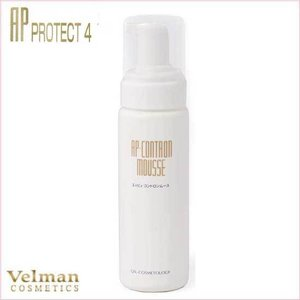 AP Protect4 ベルマン化粧品  エィピィ コントロンムース  200ml 敏感肌 洗顔|curenet-shop