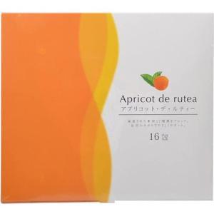 アプリコット・デ・ルティー ティーバッグ/3g×16包 キャンドルブッシュ茶|curenet-shop