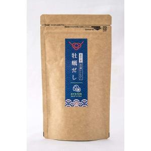 廣屋 牡蠣だし 安芸灘いりこ入り だしパック (8.4g×8袋)|curenet-shop