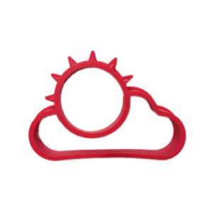 郵送OK  サニーエッグ シリコンエッグモールド(卵焼き型 目玉焼き&ホットケーキ型 エッグ&パンケーキモールド) 返品 交換不可|curicolle