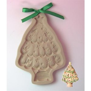 クリスマスツリー CookieMold(メイキングBookのおまけ付き) 返品交換は承っておりません。(スイーツ型 おまとめSALE対象品)|curicolle