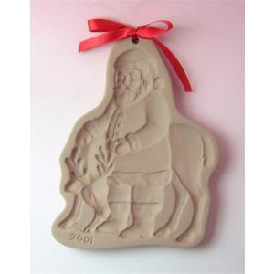 サンタのともだち CookieMold(メイキングBookのおまけ付き) 返品交換は承っておりません。(スイーツ型 おまとめSALE対象品)|curicolle