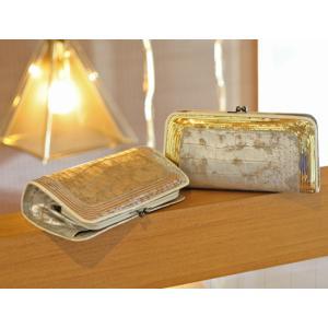 型押しクロコ&スパンコールのクラッチバッグ[COQUETTE・コケット・プレゼントにお勧め]【送料無料】|curicolle