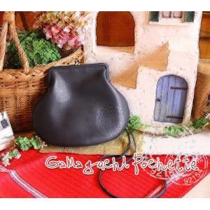 Kanmi. カンミ コトリレース ガマグチポシェット (革製 ショルダーバッグ がま口バッグ プレゼントにお勧め)(送料無料)|curicolle