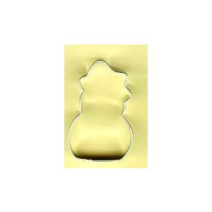雪だるま-ミニ-・クッキー型【スイーツ型・おまとめSALE対象品】(J2)|curicolle
