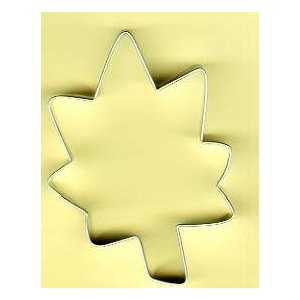 葉っぱ クッキー型(スイーツ型 おまとめSALE対象品)|curicolle