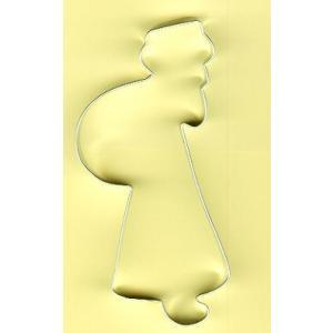 お父さんサンタ クッキー型(スイーツ型 おまとめSALE対象品)|curicolle