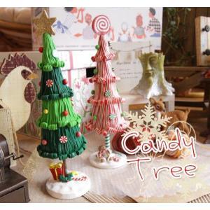 お菓子のクリスマスツリー・キャンディツリー|curicolle