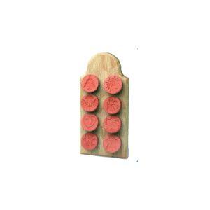 (激安セール)クッキースタンプディスプレイ-8(返品 交換 ギフト包装不可)(スイーツ型 おまとめSALE対象品)|curicolle