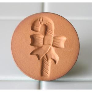 クリスマスステッキ CookieStamp(スイーツ型 おまとめSALE対象品)(返品 交換 ギフト包装不可)|curicolle