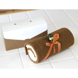 【激安セール】[箱入り]*タオルのショコラロール*タオルのプチガトー(返品・交換・ギフト包装不可)|curicolle