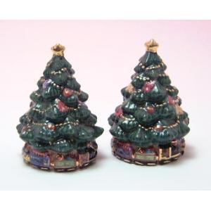 【激安セール】クリスマスツリー ソルト&ペッパー[HFK]|curicolle