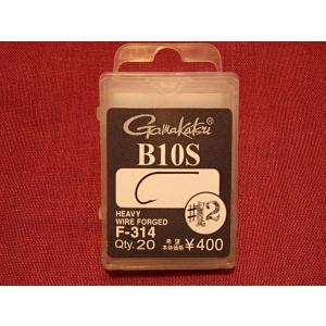 バスバグ・バスフライ用フライフック ガマカツ B10S #12  バスやパンフィッシュに!|curtiscreek