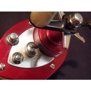 オールドリール J.A.コックス インベーダー 26 ベイトキャスティングリール 美品|curtiscreek