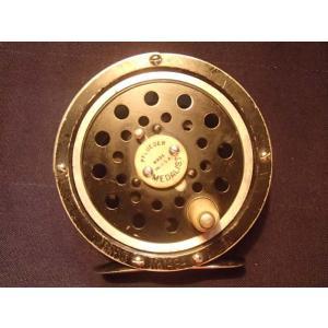 オールドフライリール フルーガー メダリスト 1494  60〜70年代製|curtiscreek