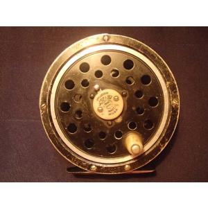 オールドフライリール フルーガー メダリスト 1495 50〜60年代製|curtiscreek