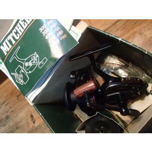 オールドリール ミッチェル 300PRO シリアルナンバー入り限定品 箱入り未使用品|curtiscreek