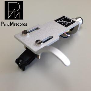 at01 オーディオテクニカ Audio-Technica ヘッドシェル付き MM型 国産カートリッジ|customfan