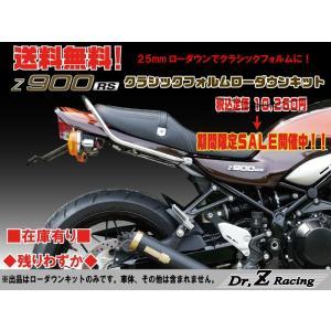Dr,Z/Racing●Nプロジェクト★Z900RS(ZR900C)★クラシック フォルム ローダウ...