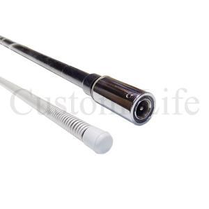アマチュア無線用 デュアルアンテナ 144/430MHz 日本製 CB無線タイプ デコトラ ダンプ 軽トラ 手巻き ヘリカルアンテナ風 アートトラック|customlife