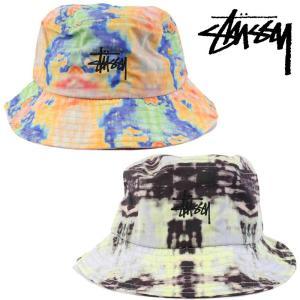 クリックポスト対応Stussy ステューシー ハット バケット 帽子 Leary Bucket Hat  ストリート ファッション メンズ レディース  132924|cutback2