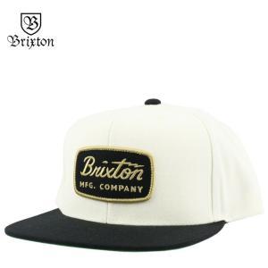 在庫一掃処分セール BRIXTON ブリクストン キャップ Jolt Snap Back Cap ジョルト 帽子|cutback2