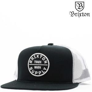 BRIXTON ブリクストン キャップ Oath III Mesh Cap (ブラック) オース 帽子 メッシュキャップ|cutback2