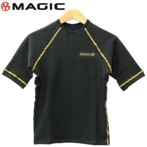 マジック インナー ショートスリーブ 半袖 Magic T-105b Inner STP 起毛 イン...