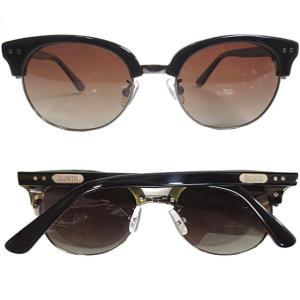 Ronin Eyewear ( ロニンアイウェアー ) 50/50 ウラベッコウフレーム ブラウング...