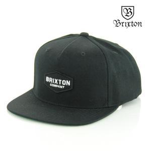 BRIXTON ブリクストン ハット キャップ スナップバック  帽子 OBTUSE  BLK SNAPBACK Cap|cutback2