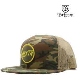 BRIXTON ブリクストン メッシュキャップ Pavillion HP Cap (カモ) パビリオン 帽子|cutback2