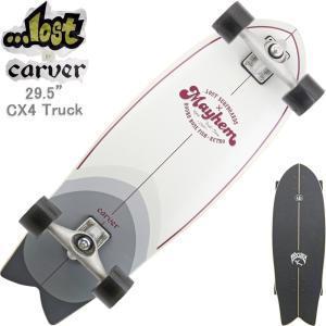 """サーフスケート カーバー ロスト Lost Carver 29.5"""" RNF Retro Surfs..."""