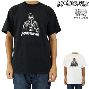 FUCKING AWESOME ファッキンオーサム Tシャツ 半袖 メンズ Knife Tongue Tee|cutback2