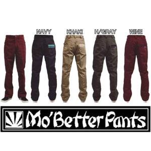 "●NEW!!Mo'BetterPantsの一番人気""COROLLA PANTS(カローラパンツ)""が..."