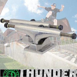 ◆Thunder サンダー ◆Polished Team Trucks ◆Silver シルバー ◆...