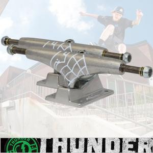 ◆Thunder サンダー ◆Polished Lights Trucks ◆Silver シルバー...