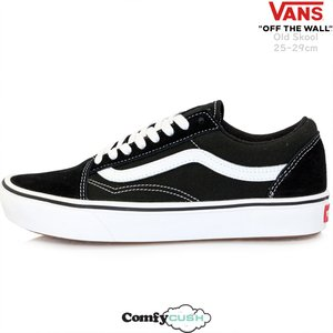 [ブランド] Vans  [商品名] ComfyCush Old Skool  [カラー] Blac...