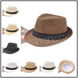 帽子 メンズ 春夏秋冬 大きいサイズ対応 紳士 帽 風で飛ばない UVカット帽子 100% かっこい...