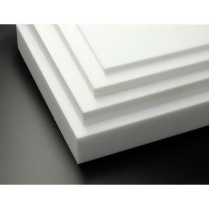 テフロンシート/板 PTFE 3-100-100 白 cutpla