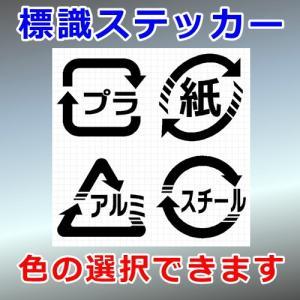 リサイクルセット1 ステッカー|cuttingsoul