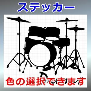 ドラム ステッカー|cuttingsoul