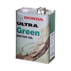 Honda純正エンジンオイル ウルトラグリーン【ULTRA Green】 4L缶