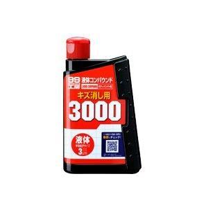 SOFT99 09144 液体コンパウンド キズ消し用 3000|cvskumamoto