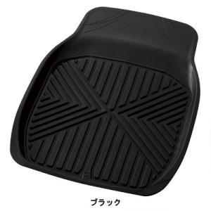 BONFORM 6420-01BK 3Dクリーンガード 前席用 ブラック|cvskumamoto